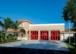 Coral Springs Fire Station